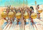 Македонская фаланга IV - II вв. до н.э. 1/72