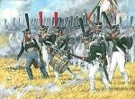 Русская тяжёлая пехота (гренадёры) 1812 - 1814 гг.