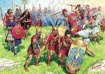 """""""Пехота римской республики III - I вв. до н.э."""", 1/72"""