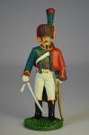 Журнал - Наполеоновские войны №62 (журнал фигурка)
