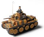 Германия, Танк Panzer 38(t) Украина, 1944 1:72
