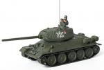 Россия Танк T34/85 Восточный фронт, 1944 1:72