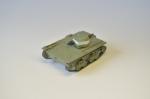 Русские танки №98 Т-38 (только моделька)
