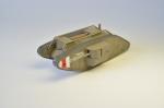 Русские танки, журнал №100 с моделью Mark V