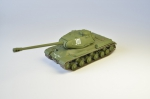 Русские танки №2 ИС-2 (только модель)
