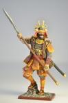 Самурай, 16-17 век