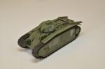 Модель танка B1bis, Париж, 1944г.