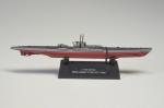 Подводная лодка U-9B 1942г. 1/700