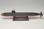 """Подводная лодка USS. SSN-688 """"Лос Анжелес"""" 1/700"""