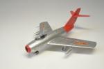 """Самолёт МиГ-15 """"Красный Лис"""". 1/72"""