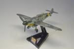 Самолет Мессершмитт BF-109G-2 VI./JG52 1942г. Россия. 1/72