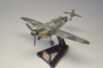 Самолет Мессершмитт BF-109G-6 VII./JG3 1944г. Германия