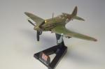Самолет МиГ-3, 7-й ИАП, 1941 г. 1/72