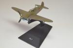 Легендарные самолеты №75 с моделью Як-7 (только модель)