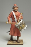 Стрелецкий барабанщик. Россия 17 век