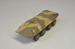 Русские танки, журнал №83 с моделью БТР-70