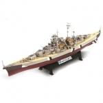Германия Линкор Bismarck Польша 1941. 1/1000