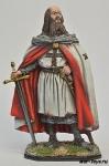 Жак де Моле, магистр ордена тамплиеров, 1244-1314 гг.