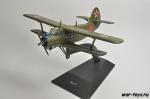 Легендарные самолеты журнал №77 с моделью Ан-2