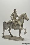 Генерал Стюарт на коне