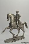 Генерал Улисс С. Грант на своем коне