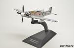 Самолеты Второй Мировой, модель North American P-51D Mustang