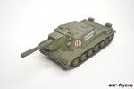 Русские танки №93  ИСУ-152 (только модель)