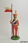 Журнал - Наполеоновские войны №72 (только фигурка)