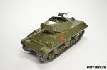 Русские танки №71  с моделью М10