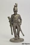 Рядовой шеволежерского полка гвардии. Гессен-Дармштадт, 1806-12