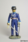 Журнал - Наполеоновские войны №73 (журнал фигурка)