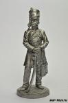 Офицер гусарского полка. Баден, 1812 г.
