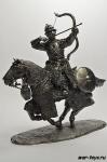 Тяжеловооруженный монгольский лучник 14 века