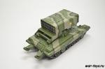Боевые машины мира №22 ТОС-1(А) (только модель)