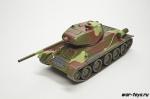 Русские танки, журнал №13 с моделью Т-34-85