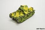 """Журнал """"Русские танки"""" № 43. (только модель). танк Т-26 обр. 193"""
