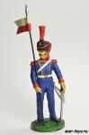 Журнал - Наполеоновские войны №76  (только фигурка)