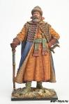 Стрелецкий голова, Россия 17 век