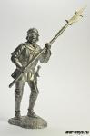 Английский пехотинец, XV в.