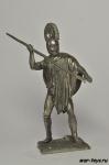 Древняя Греция Гоплит в бою - 5 в до н.э.
