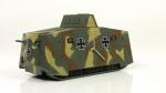 Танки Мира. Коллекция, журнал №9 Германский тяжелый танк A7V