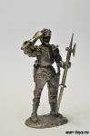 Рыцарь с полэксом 15 век