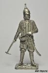 Знатный русский воин. 17 век.