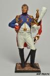 Полковник гвардейских драгун. Франция, 1808-14 гг.