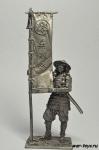 Асигару-знаменосец, 1600 год