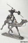 Пальмирский Араб на верблюде с копьём