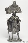 Монтесума II, Император Ацтеков, 1520