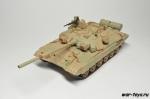 Русские танки, журнал №86 (только модель) Т-90