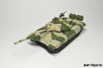 Русские танки, журнал №67 (только модель) Т-72