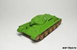 Русские танки №6 Т-34/76 (только модель)